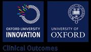 Oxford University Innovation Clinical Outcomes Logo