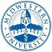 Midwestern University Logo