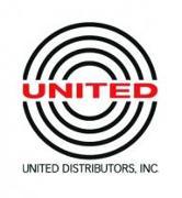 United Distributors, inc. Logo