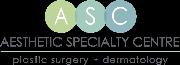 Aesthetic Specialty Centre Logo