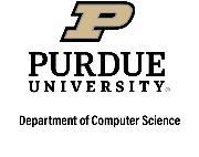 Purdue University, Department of Computer Science Logo