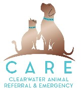 Clearwater Animal Referral &... Logo