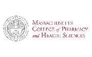 Massachusetts College of Pharmacy and Health Sciences Logo