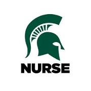Michigan State University College of Nursing Logo