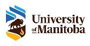 University of Manitoba Logo