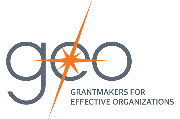 Grantmakers for Effective... Logo
