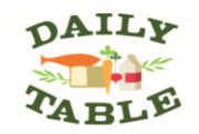 Daily Table Logo