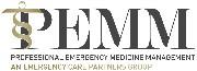Professional Emergency Medicine Management Logo