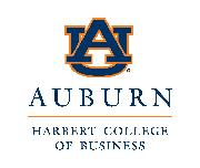 Auburn University Harbert College of Business Logo