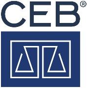 CEB (Continuing Education of the Bar) Logo