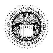 Federal Reserve Board Logo