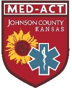 Johnson County MED-ACT Logo