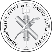 The Administrative Office of the United States Courts Logo