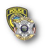 Parsons (KS) Police Department Logo