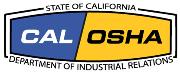 State of California - Cal / OSHA Logo