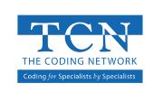 The Coding Network Logo