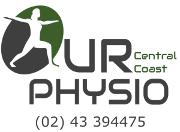 Our Physio Central Coast Pty Ltd Logo