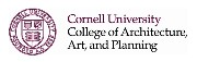 The College of Architecture, Art, and Planning (AAP) at Cornell University Logo