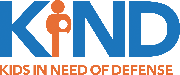 Kids in Need of Defense (KIND Inc) Logo