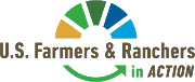 US Farmers & Ranchers in Action Logo