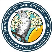 Osceola County Clerk of the... Logo