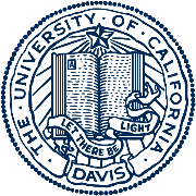 The University of California Davis Logo
