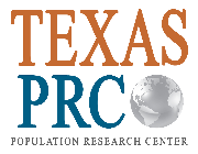 University of Texas at Austin Population Research Center Logo