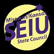 SEIU MO/KS State Council Logo