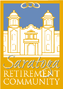Saratoga Retirement Community Logo