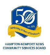 Hampton-Newport News CSB Logo