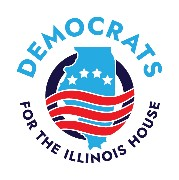 Democrats for the Illinois House Logo