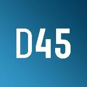 District 45 - DuPage County Logo