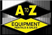 A to Z Equipment Rentals &... Logo