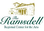 Ramsdell Regional Center for the Arts Logo