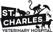 St. Charles Veterinary Hospital Logo