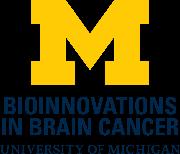 The University of Michigan BioInnovations In Brain Cancer Logo