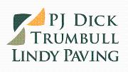 PJ Dick-Trumbull-Lindy Paving Logo