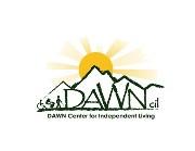 DAWN Center for Independent Living Logo