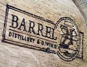 Barrel 21 Distillery & Dining Logo