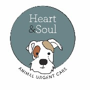 Heart and Soul Animal Urgent Care Logo