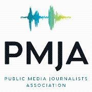 Public Media Journalists... Logo