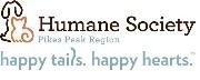 Humane Society of the Pikes Peak Region Logo