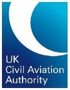 The Civil Aviation Authority - UK Logo