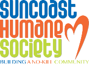 Suncoast Humane Society Logo