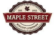 Maple Street Biscuit Company Logo