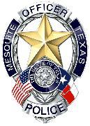 Mesquite Police Department Logo