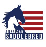 American Saddlebred Horse and Breeders Association Logo