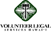 Volunteer Legal Services Hawaii Logo