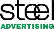 Steel Advertising Logo