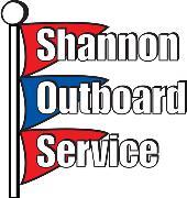 SHANNON OUTBOARD SERVICE Logo